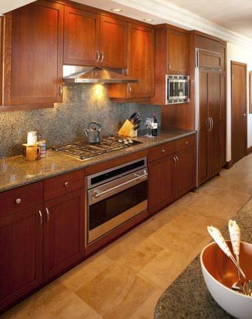 Gold Coast Condo kitchen