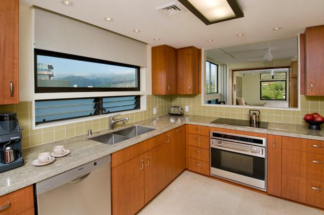 Gold Coast Condo  Modern  Kitchen  other metro  by Lapis Design