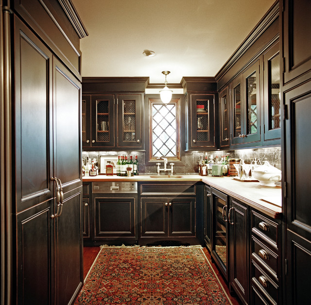 Gold coast living traditional kitchen new york by for Kitchen cabinets gold coast