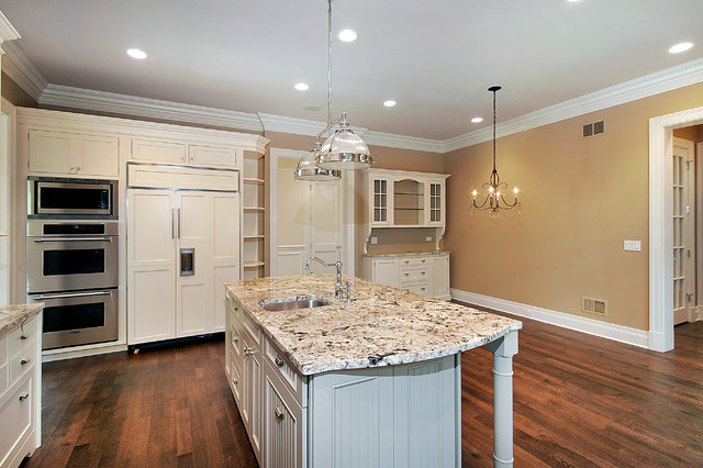 Gold Key Award Winner traditional kitchen