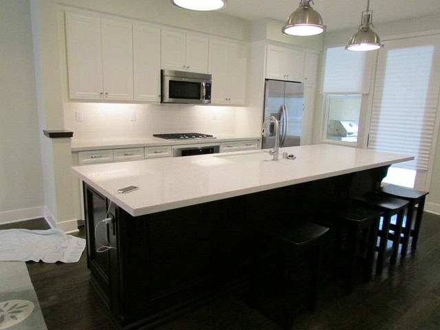 Gold Project Traditional Kitchen Los Angeles By