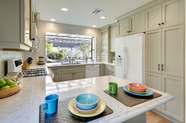 Gold River Fun Classic. Nar Fine Carpentry. Sacramento. El Dorado Hills - Traditional - Kitchen ...
