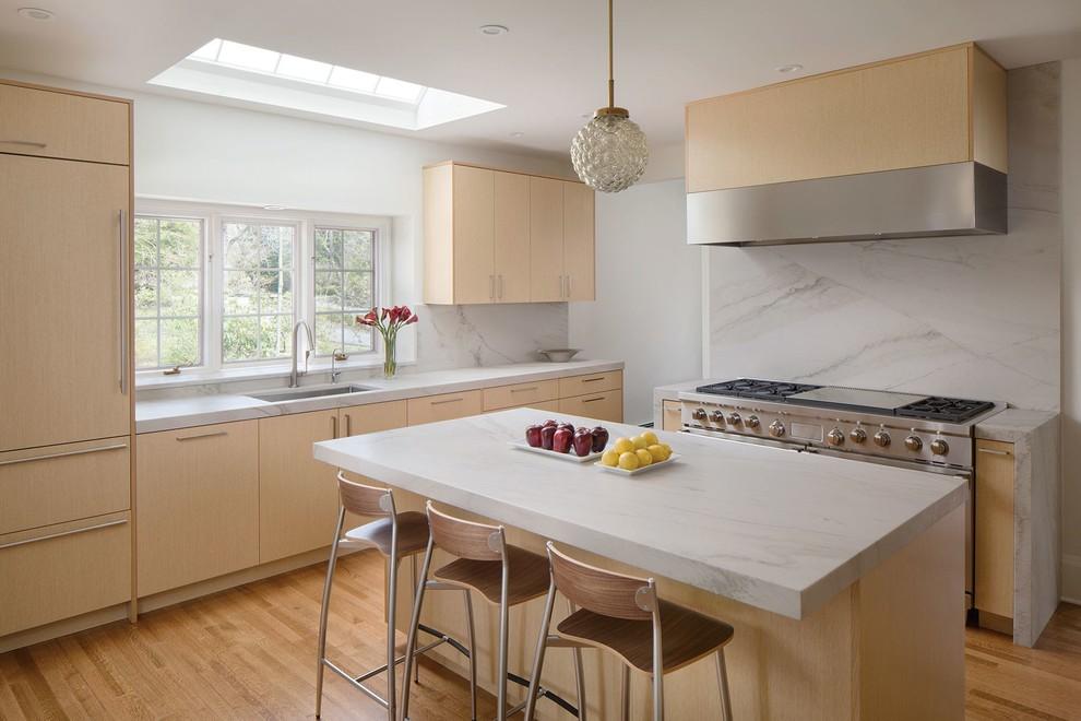 Goldberger kitchen - Contemporary - Kitchen - Newark - by ...