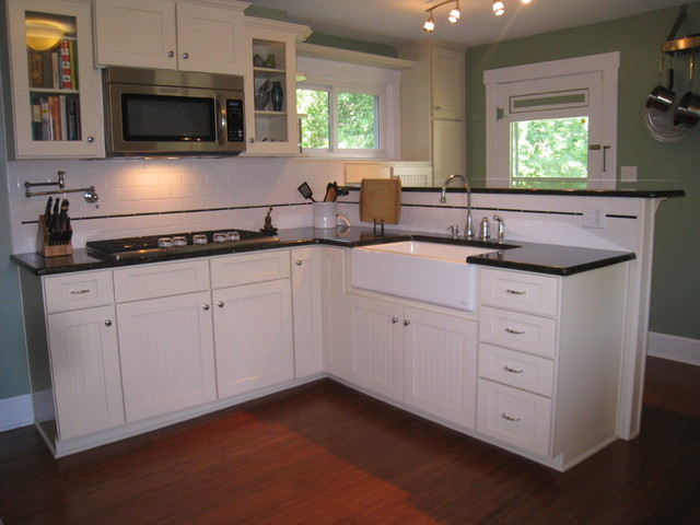 Golden Rule Home Improvement traditional-kitchen