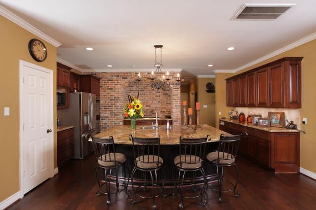 Goldenbrook Home Remodel traditional-kitchen