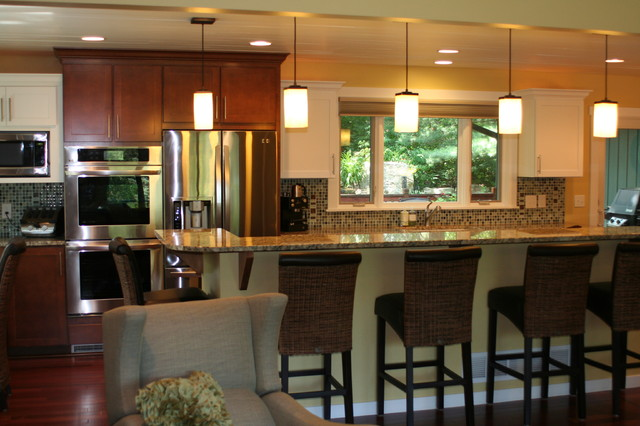 Goldfarb Kitchen contemporary-kitchen