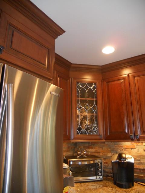 Goldstein, NY traditional-kitchen