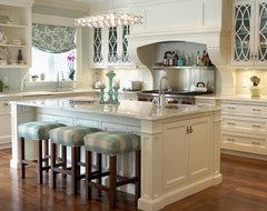 Golf Club Renovation traditional-kitchen