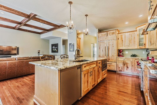 Granite Kitchen Countertops for Your Rochester Custom Home