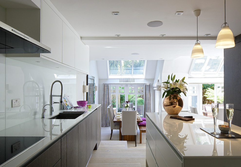 Gorgeous London family home by Galuchat Design