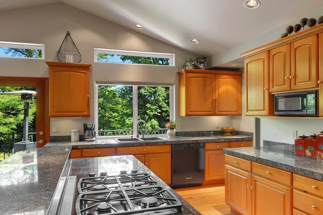 Gorgeous Snohomish Home for Sale traditional-kitchen