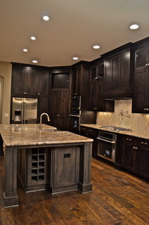 Gourmet Kitchen Traditional Kitchen Omaha By Anthony Company Builders