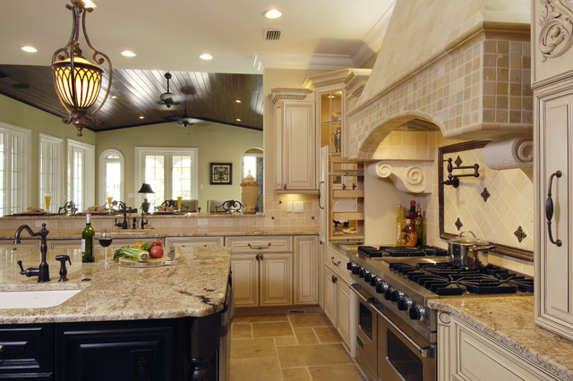 Awesome Gourmet Kitchen