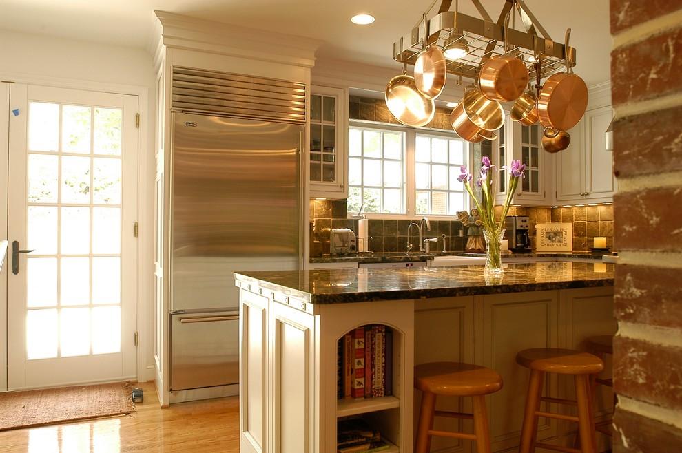 Gourmet Kitchen Renovation - Pasadena, CA - Traditional ...