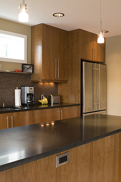 Gracie towhomes modern kitchen seattle by logan 39 s for Modern kitchen cabinets seattle