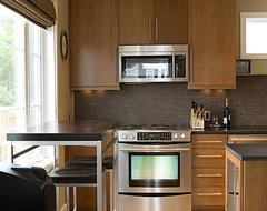Gracie Towhomes modern-kitchen