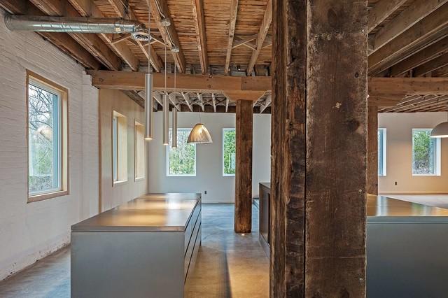 Grafton Project modern-kitchen