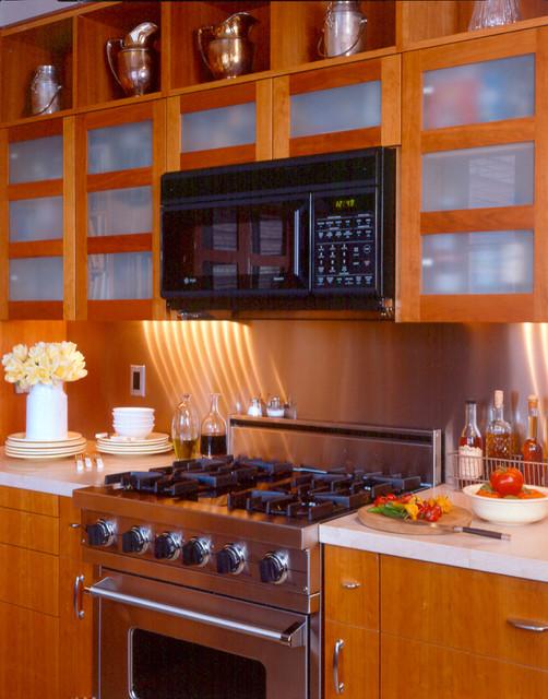 Gramercy House Kitchen Modern Kitchen New York By