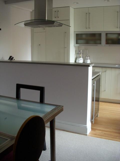 Gramercy Kitchen Contemporary Kitchen New York By