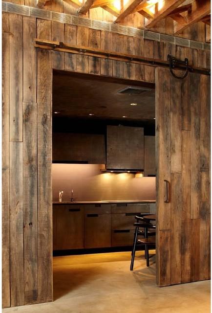modern kitchen by Narofsky Architecture