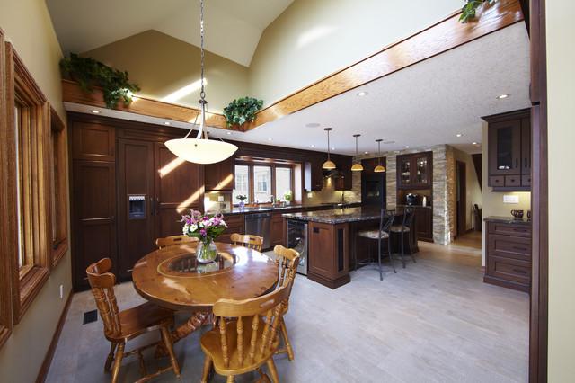 Granbridge Kitchen traditional-kitchen