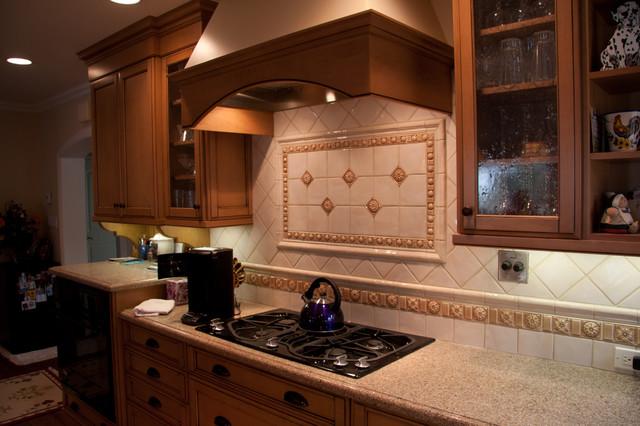Grand Avenue Kitchen and Bath traditional-kitchen