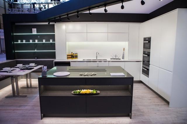 Grand designs live 2015 contemporary kitchen for Grand designs kitchen ideas