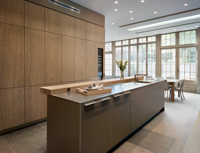 Grand dining contemporary kitchen other by for Bulthaup cuisine prix