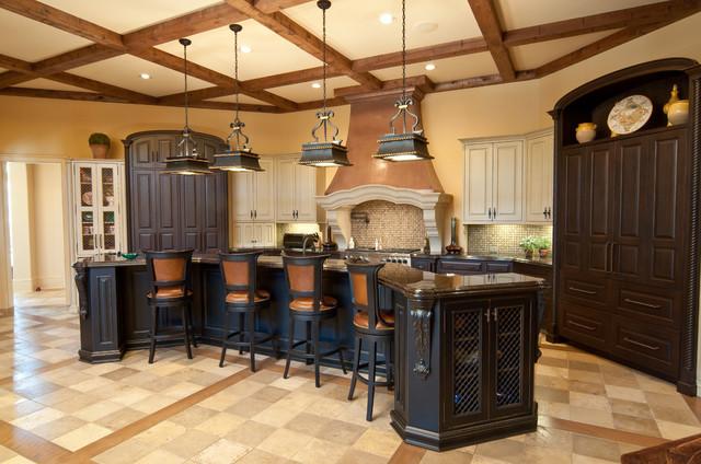 Charmant Grand Elegance Traditional Kitchen