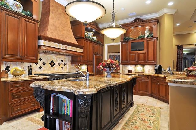 Grand kitchen - Grand design kitchens ...