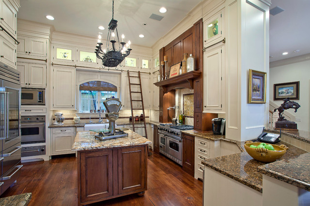 Rice University Residence Traditional Kitchen Houston By Cabinet Innovations