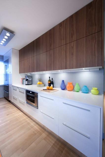 Grand Street modern-kitchen