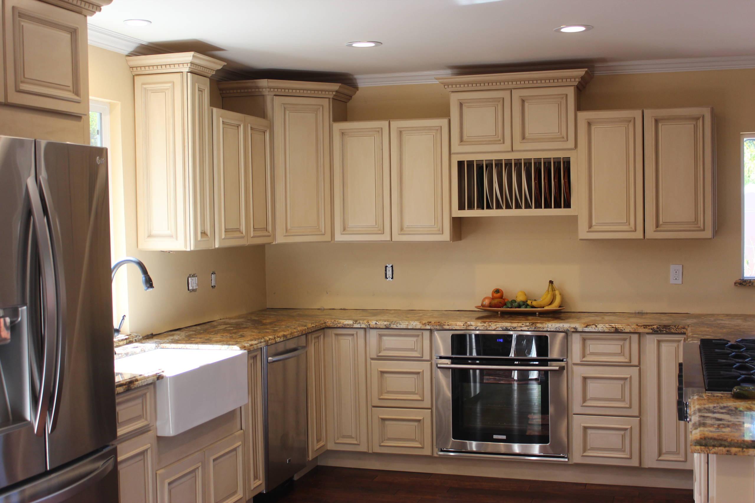 Tuscany Kitchen Cabinets Houzz