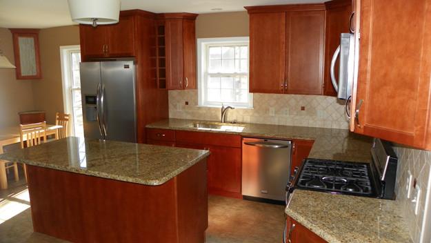 Grande Decor traditional-kitchen