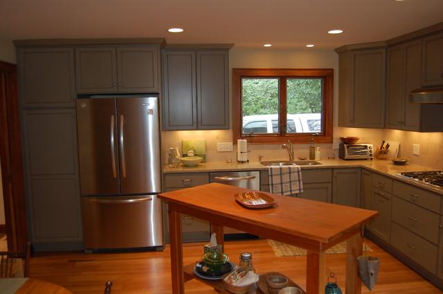 Grandfather Country Club modern-kitchen