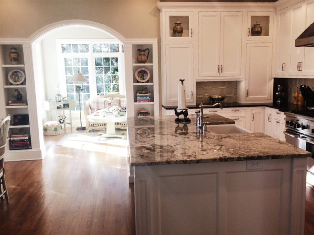 Grandover Golf Resort - Kitchen Design - Traditional - Kitchen ...