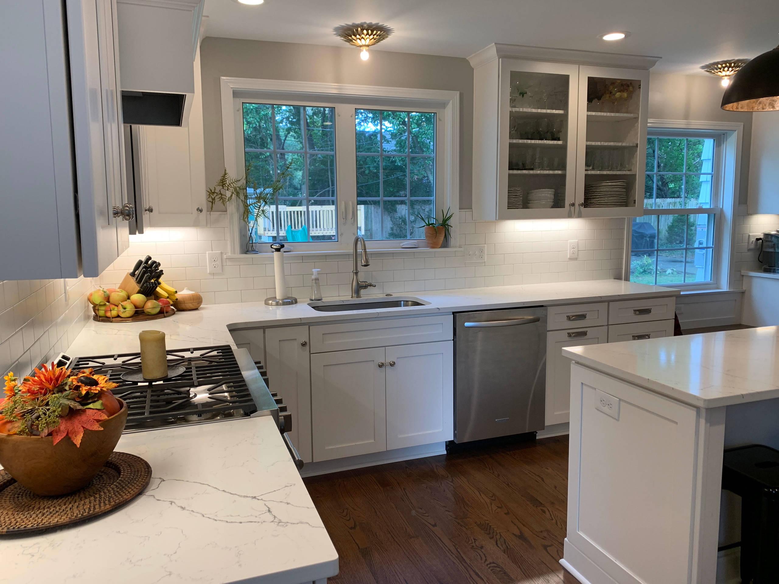 Grandview Transitional Kitchen Renovation
