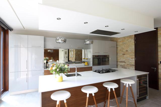 Grange Modern Kitchen Dublin By Noel Dempsey Design