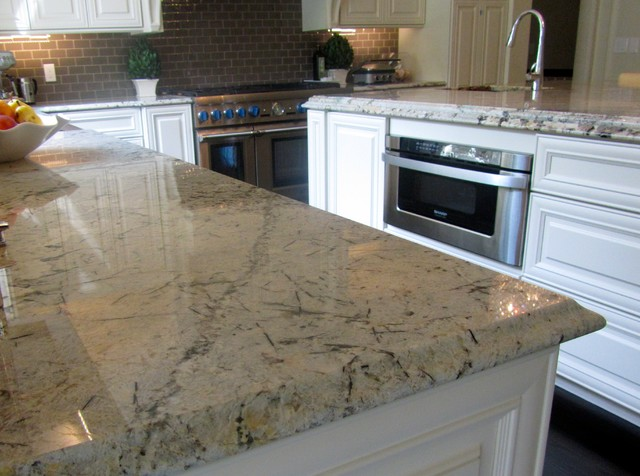 Superieur Granite And Engineered Quartz Countertops Traditional Kitchen