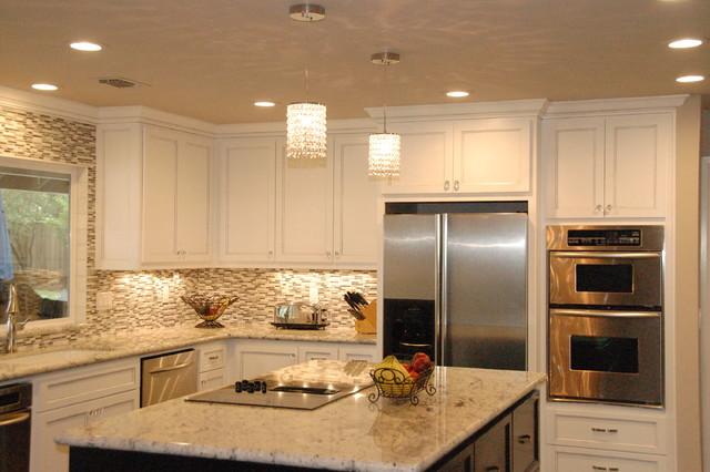 Granite Bay Kitchen traditional-kitchen