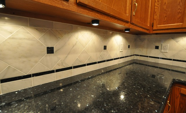 Kitchen Backsplash For Black Granite Countertops tile backsplashes with granite countertops kitchen granite tile