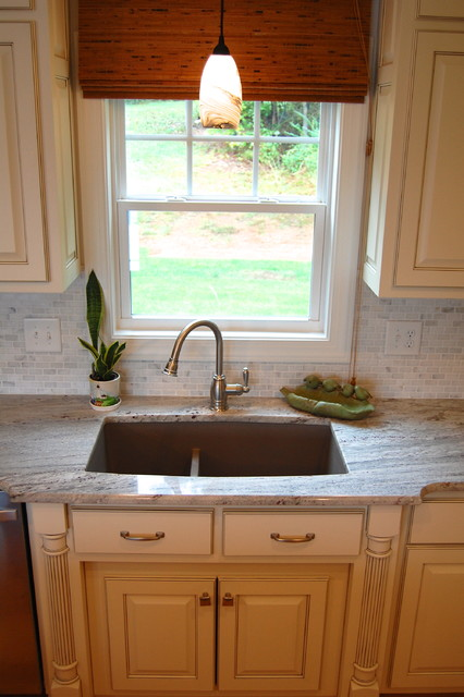 Granite Countertops in Charlotte NC traditional-kitchen