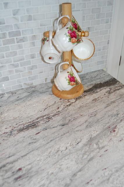 Granite Countertops in Charlotte NC traditional-kitchen