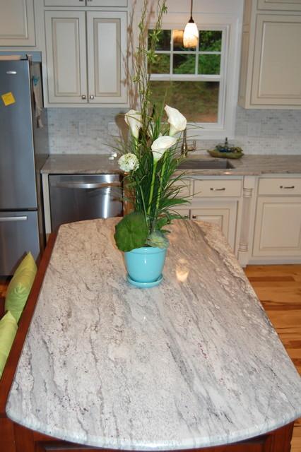 Granite Countertops In Charlotte NC Traditional Kitchen