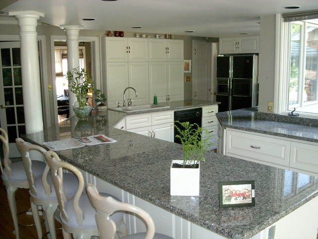 Granite Kitchens Traditional Kitchen Other Metro