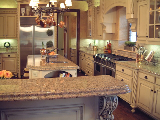 Granite Kitchens traditional-kitchen