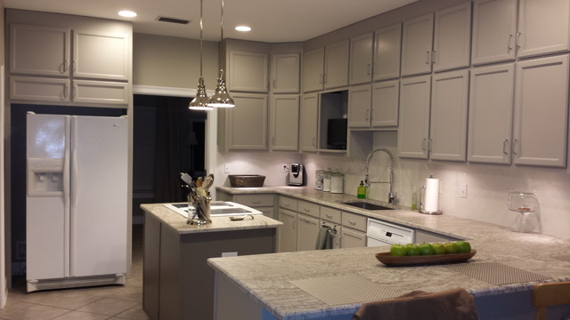 Granite Kitchens - Traditional - Kitchen - New Orleans - by Triton Stone