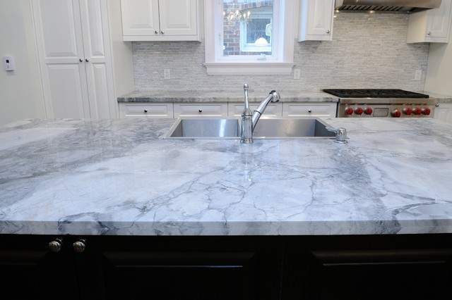 Great Granite Quartzite Marble Quartz Countertops Contemporary Kitchen