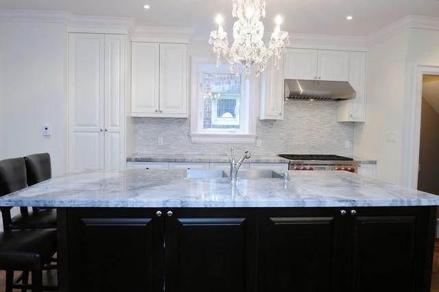 Granite Quartzite Marble Quartz Countertops - Contemporary ...