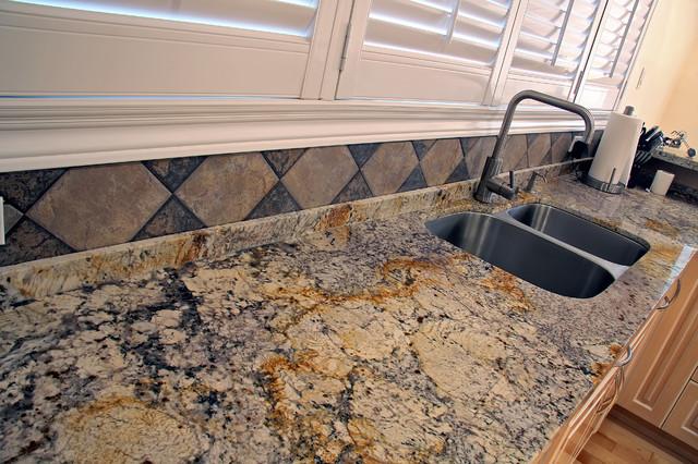 Granite Quartzite Marble Quartz Countertops modern-kitchen